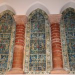 decorative-ceramic-in-arched-blanked-windows-panacea-medical-centre